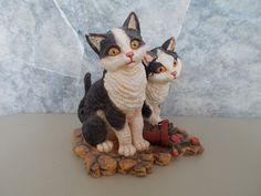 Lang Wise 1st Edition 1999 Willie Neuschler Robertson Herrero CAT Figurine   eBay