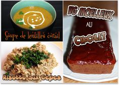 menu vg vegetalien vegan Blog Vegan, Vegetarian Cooking, Friday, November, Livres