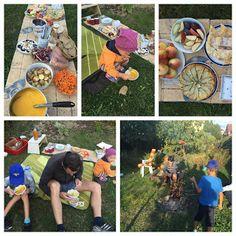 pesleří...: Jak na… podzimní piknik