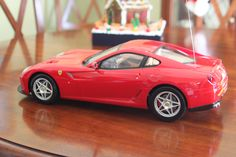 Christmas Ferrari
