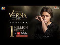 YouTube Video Trailer, Official Trailer, Pakistani Movies, Mahira Khan, Movie Trailers, Film, Movie Tv, November, Youtube