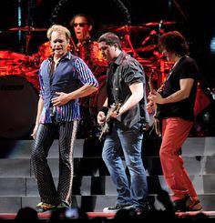 Louisville, Wolfgang Van Halen, David Lee Roth, Eddie Van Halen, Billboard Music Awards, Kind, Lyrics, Gems, Tours