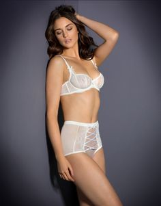 Agent Provocateur Iyla Bra and Big Brief