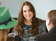 Kate Middleton Photos: The Duchess Of Cambridge Attends Coffee Morning At Family Friends