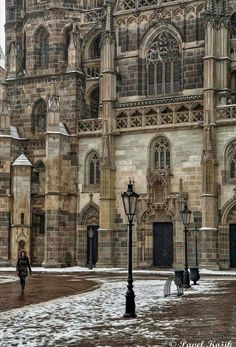 Kosice Homeland, Notre Dame, Cities, Street, World, Building, Places, Travel, Beautiful