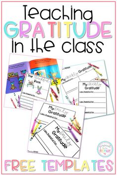 Teach Kids To Be Grateful In The Classroom And In Life With These Important Character Education And Social Skills Lessons On Gratitude. Extraordinary To Use In After A Classroom Meeting Character Education Lessons, Social Skills Lessons, Social Skills Activities, Teaching Social Skills, Social Emotional Learning, Teaching Kids, Coping Skills, Life Skills, Children Activities