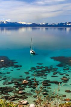 Lake Tahoe is one of Indagare's favorite domestic getaways. Read why. California Tours, California Vacation, Travel Around The World, Around The Worlds, Mammoth Lakes, Road Trip Hacks, Road Trip Usa, Summer Travel, Lake Tahoe
