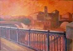 UgoAttardi(Sori, 12 marzo 1923 – Roma, 20 luglio 2006) Isola Tiberina 1996
