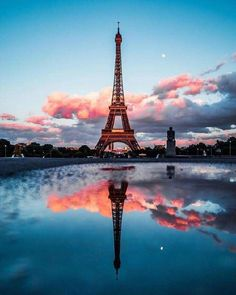 Paris is always a good idea - France - Eiffel Tower - Eiffelturm - Tour d'Eiffel - PARIS - City - Sight Paris Photography, Creative Photography, Nature Photography, Eiffel Tower Photography, Portrait Photography, Photography Backdrops, Photography Ideas, Photography Reflector, City Photography