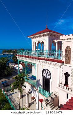 Palacio Valle    Cienfuegos  Cuba