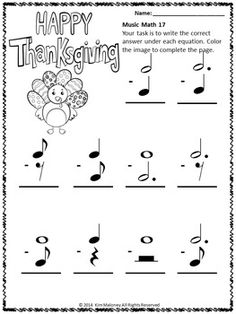 math worksheet : music worksheets worksheets and math on pinterest : Musical Math Worksheets
