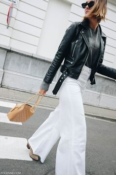 Autumn neutrals, and the Chanel - polienne Leather Jacket Outfits, Cool Style, Men's Style, Casual Chic, Beautiful Outfits, Me Too Shoes, Winter Outfits, Cashmere, Zara