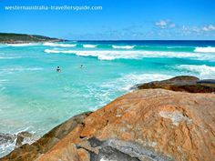 Top 10 West Australian Beaches - #10 - Redgate Beach, one of the most spectacular places along the Margaret River Coastline