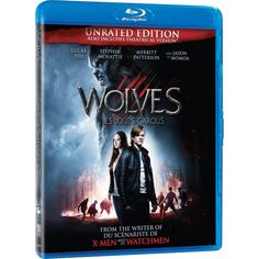 Wolves: Unrated Edition [Blu-Ray]