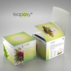 Blossom with your design for Teaposy by maxponto