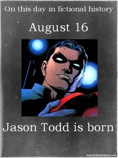 (Source) Name:Jason ToddBirthdate:August 16Sun Sign:Leo, the Lion