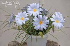 KreativStanz Blumen Gänseblümchenstanze von Stampin' Up! Gänseblümchengruß #stampinup #flowers http://kreativstanz.bastelblogs.de/