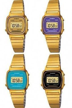 ff838223a Details about Gold CASIO Watch (Mini Ladies version) Urban Outfitters