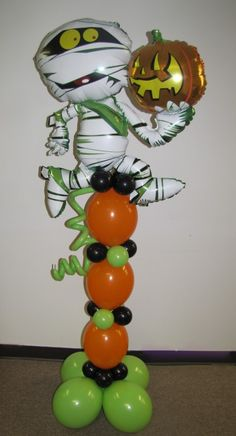 Send an extraordinary bouquet for birthdays, anniversary, get well, I Love you and more when you order a balloon bouquet from us. Halloween Party Snacks, Halloween Activities, Halloween Themes, Halloween Fun, Halloween Decorations, Balloon Backdrop, Balloon Columns, Balloon Decorations, Balloon Ideas