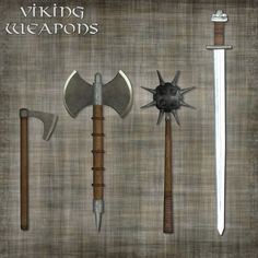 norse weapons and armor - Google Search