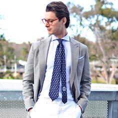 "Via mnswrmagazine: ""Style by @stevecalder / Ph. @looongblack"""