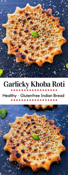 Garlicky Khoba Roti – Healthy Glutenfree Indian Bread
