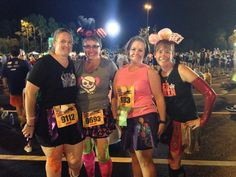 #Tower10Miler and Molly, the Balloon lady!