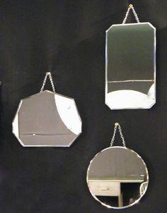 1000 id es sur le th me miroir biseaut sur pinterest for Miroir 50x70 sans cadre