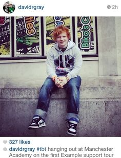 Oh My Goodnesssss With Images Manchester Academy Ed Sheeran
