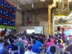 Evento Syngenta em Holambra-SP Tourism, Corporate Events