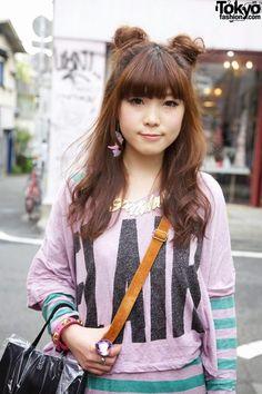 Penteados Kawaii ~ Kodi Hiroshi