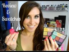 Review & Tutorial: Wet n Wild Spring 2013 Products