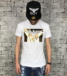 Boy London, Street Style, Boys, Mens Tops, T Shirt, Shopping, Fashion, Baby Boys, Supreme T Shirt