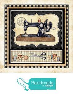 Sewing Machine Vintage Square Art Print Dan Morris Thimble Pleasures 5 Sewing room Choose print size Option to mount print Dan Morrisart Sewing Hacks, Sewing Projects, Vintage Sewing Machines, Vintage Sewing Rooms, Dan Morris, Square Art, Vintage Art Prints, Sewing Art, Sewing Notions