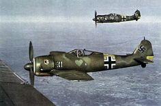 Focke-Wulf Fw 190 greenheart