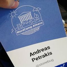 WordPress and beyond. Inspirational Speeches, Athens, Wordpress, Workshop, How Are You Feeling, Cards Against Humanity, Photo And Video, Words, Amazing