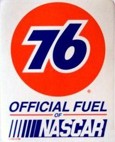 76 OFFICIAL FUEL OF NASCAR