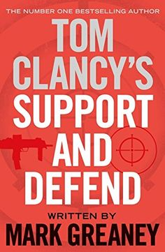 Tom Clancy's Support and Defend - One of Tom Clancy's most storied characters, Dominic Caruso, is the only one who can stop America's secrets from falling into enemy hands in this blockbuster new novel written by Clancy's long-time co-author.   Dominic Caruso. Nephew of President Jack Ryan. FBI agent and operator for The Campus, a top secret intelligence agency that works off the books for the U.S. government. Already scarred by the death of his brother, Caruso is devastated when he can't…