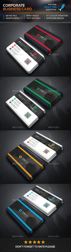 soft corporate business card template psd design download httpgraphicriver