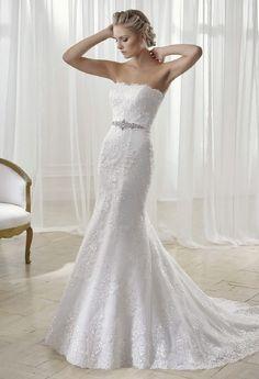 Divina Sposa collection 2017, aperçu de la robe de mariée 36