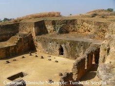 Necropòlis de Carmona Tumba de Servilia