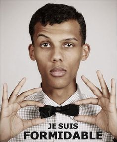 Paul van Haver, better known as Stromae is a singer-songwriter of Belgian-Rwandan origin. He has distinguished himself in both hip hop and electronic music.