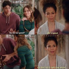 "#TheFosters 4x18 ""Dirty Laundry"" - Jesus, Emma and Lena"