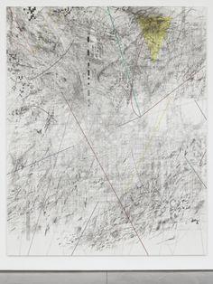 Julie Mehretu, Mogamma (Part III), 2012