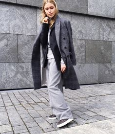 4 Ways Danish Street Style Star Pernille Teisbaek Layers Up for the Cold