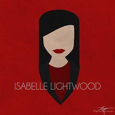 art Mortal Instruments Cassandra Clare isabelle lightwood clary fray alec lightwood magnus bane Jace Lightwood simon lewis otepinside