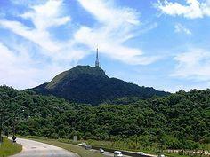 Pico do Jaraguá Mountain, Brazil