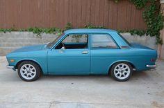 1972 Datsun 510 2-door