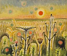 Charles Burchfield: An American Original (April 9, 1893 - January 10, 1967)