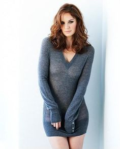 Sarah Wayne Callies as inspiration for Dylan in Heart for a Heart